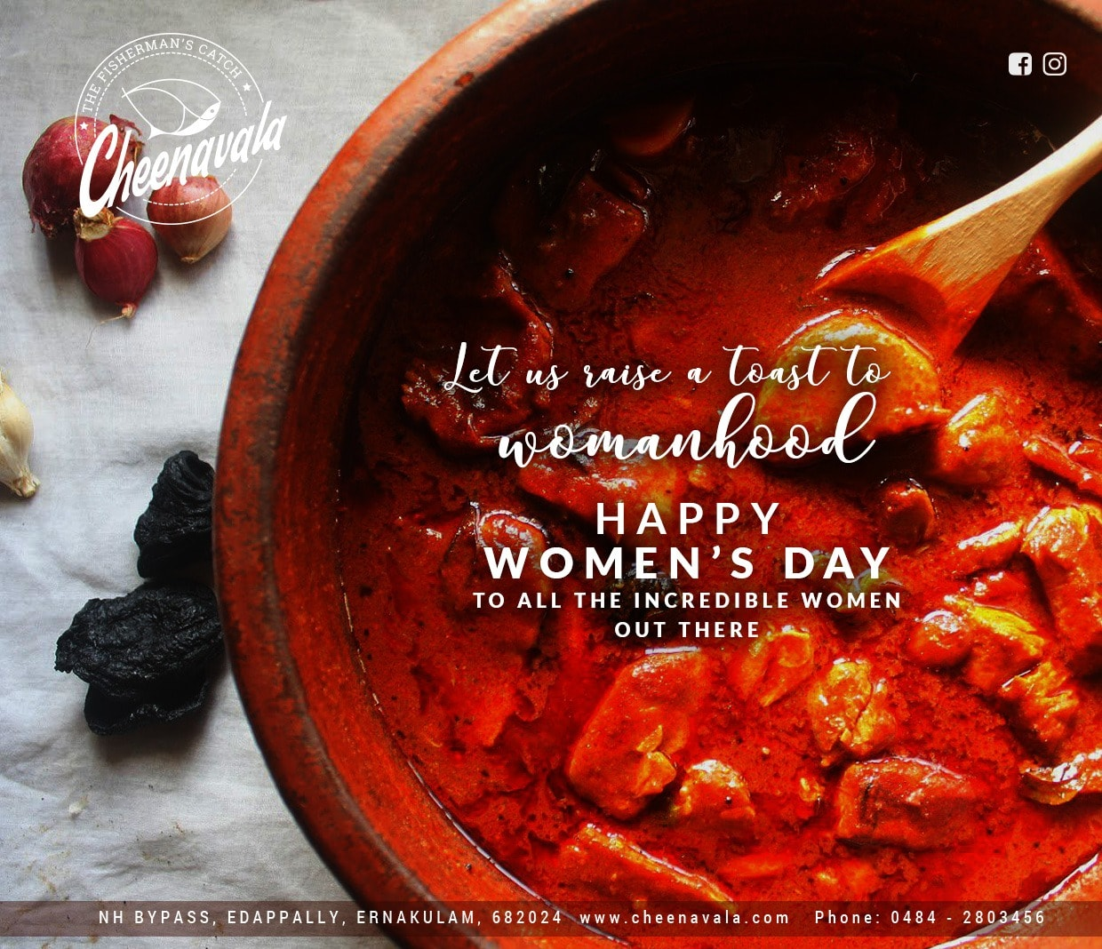 Best seafood restaurant in Kochi for all the incredible womens.